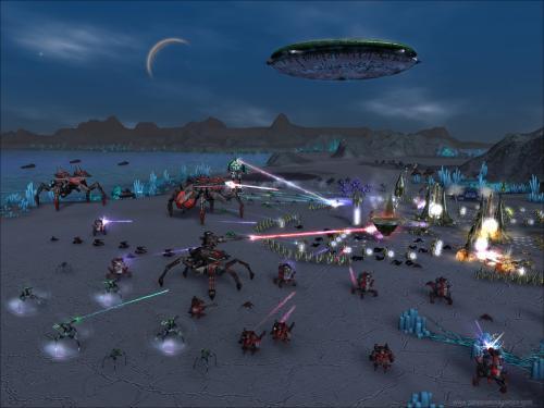 Supreme Commander: Forged Alliance til PC