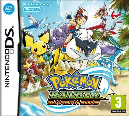 Pokémon Ranger: Guardian Signs til DS