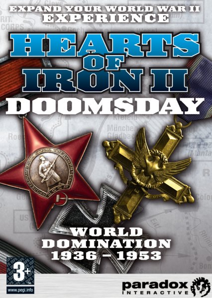 Hearts of Iron II: Doomsday til PC