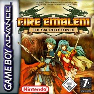 Fire Emblem: The Sacred Stones til Game Boy Advance