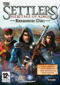 The Settlers: Heritage of Kings - Expansion Disc til PC