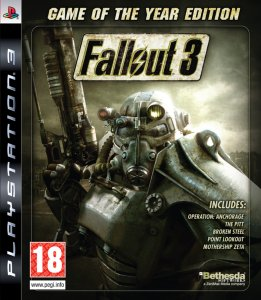 Fallout 3: Game of the Year Edition til PlayStation 3