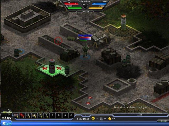 Fireteam Reloaded til PC