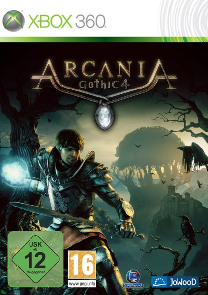 Arcania: Gothic 4 til Xbox 360