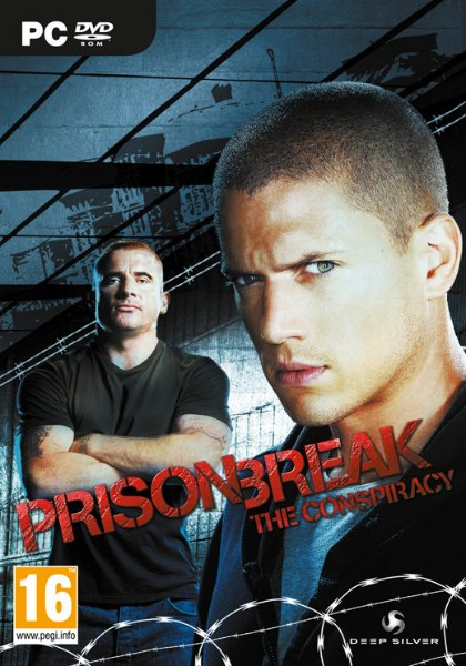 Prison Break: The Conspiracy til PC