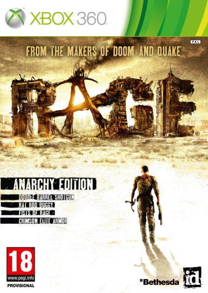 Rage til Xbox 360