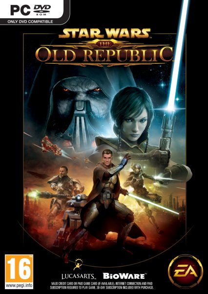 Star Wars: The Old Republic til PC
