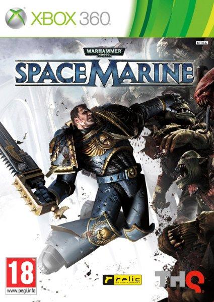 Warhammer 40,000: Space Marine til Xbox 360