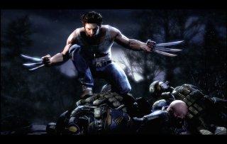 X-Men Origins: Wolverine til Xbox 360