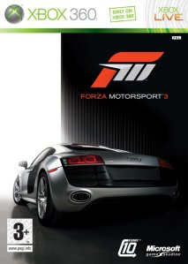 Forza Motorsport 3 til Xbox 360