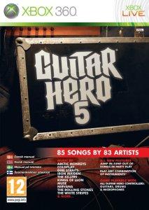 Guitar Hero 5 til Xbox 360