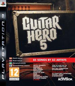 Guitar Hero 5 til PlayStation 3