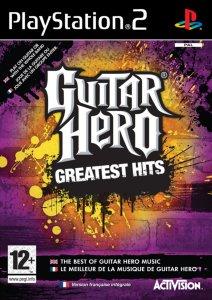 Guitar Hero: Greatest Hits til PlayStation 2