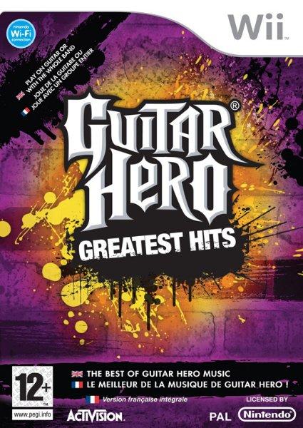Guitar Hero: Greatest Hits til Wii