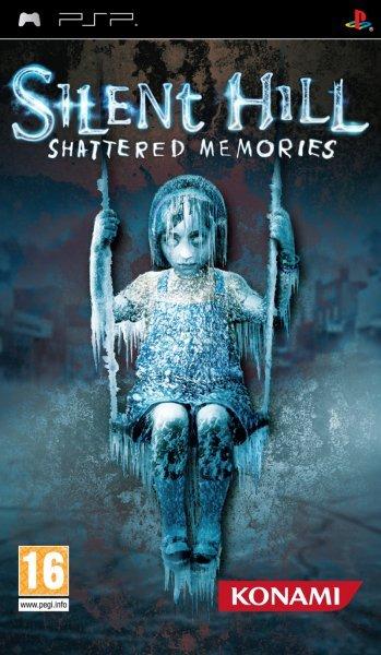 Silent Hill: Shattered Memories til PSP