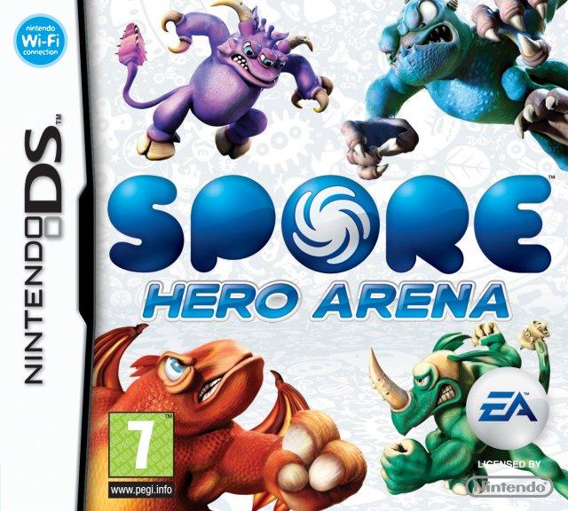 Spore Hero Arena til DS