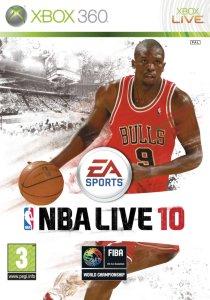 NBA Live 10 til Xbox 360