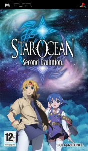 Star Ocean: Second Evolution til PSP