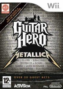 Guitar Hero: Metallica til Wii