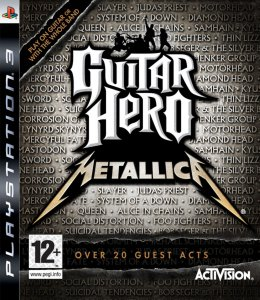 Guitar Hero: Metallica til PlayStation 3