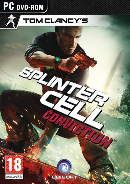 Tom Clancy's Splinter Cell: Conviction til PC