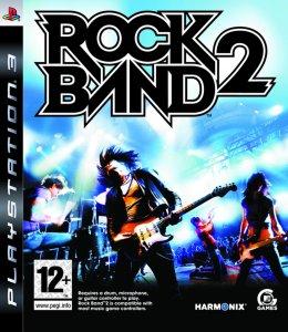 Rock Band 2 til PlayStation 3