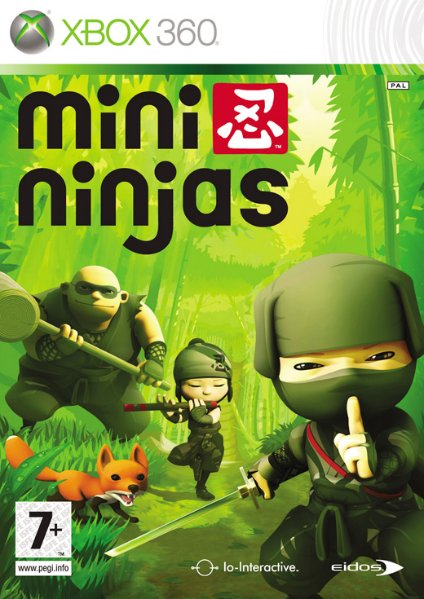 Mini Ninjas til DS