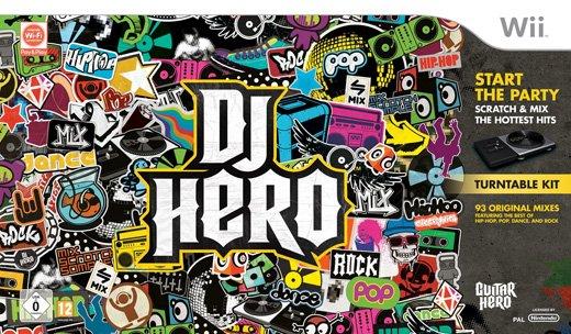 DJ Hero til Wii