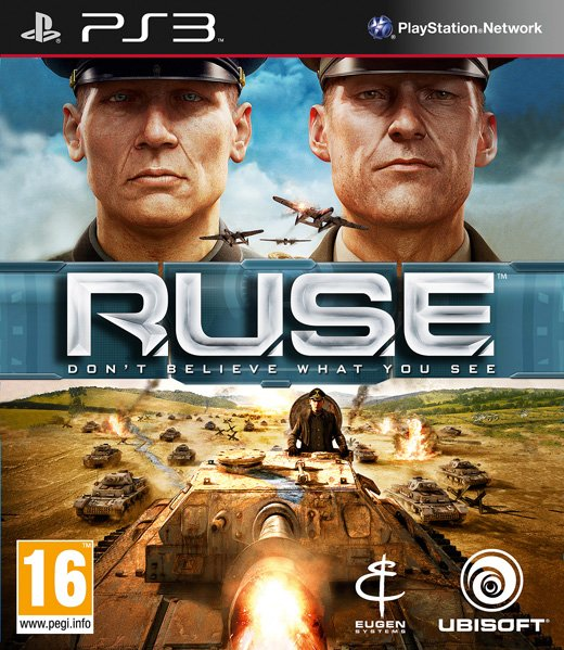 R.U.S.E. til PlayStation 3