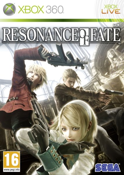 Resonance of Fate til Xbox 360