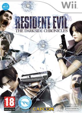 Resident Evil: The Darkside Chronicles til Wii