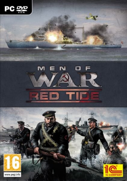 Men of War: Red Tide til PC