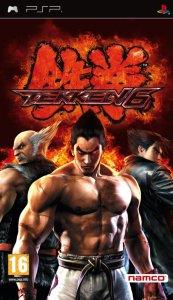 Tekken 6 til PSP