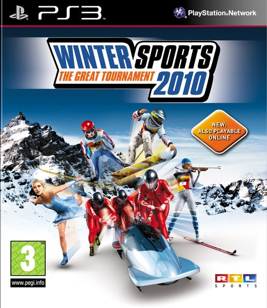 Winter Sports 2010 til PlayStation 3