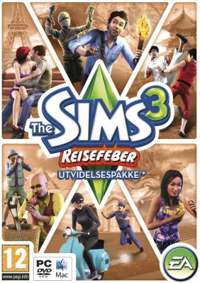 The Sims 3: Reisefeber til PC