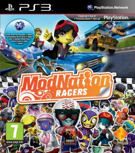 ModNation Racers til PlayStation 3