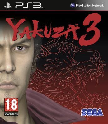 Yakuza 3 til PlayStation 3