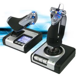Saitek X52 Digital Joystick & Throttle