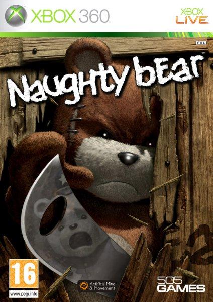 Naughty Bear til Xbox 360
