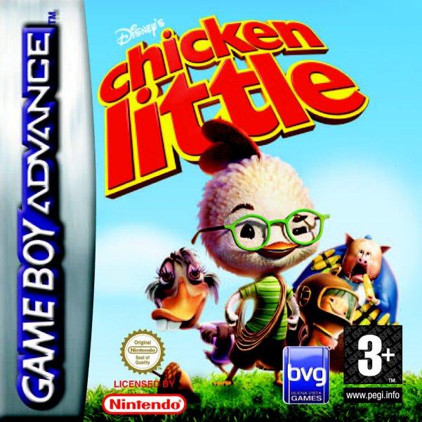 Lille Kylling til Game Boy Advance