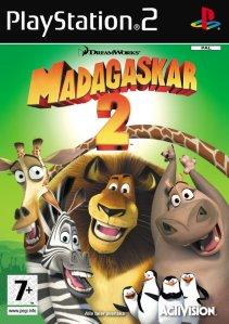 Madagascar: Escape 2 Africa til PlayStation 2