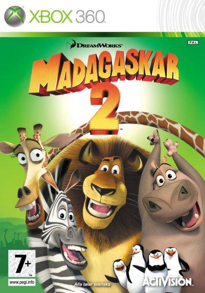 Madagascar: Escape 2 Africa til Xbox 360