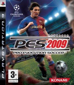 Pro Evolution Soccer  2009 til PlayStation 3