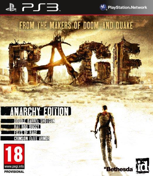 Rage til PlayStation 3