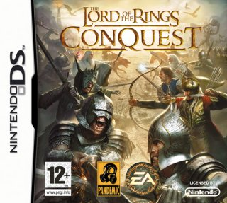 The Lord of the Rings: Conquest til DS