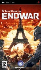 Tom Clancy's Endwar til PSP