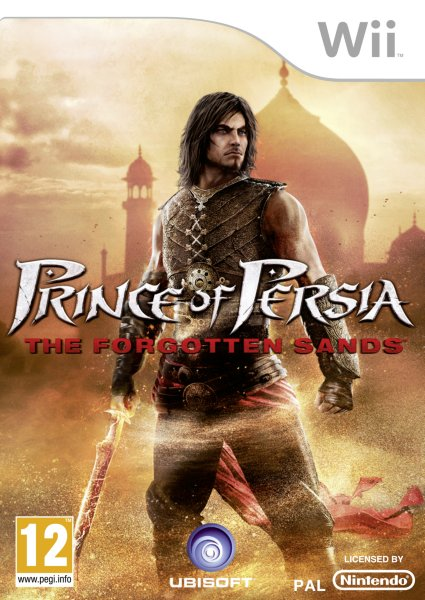 Prince of Persia: The Forgotten Sands til Wii