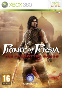 Prince of Persia: The Forgotten Sands til Xbox 360