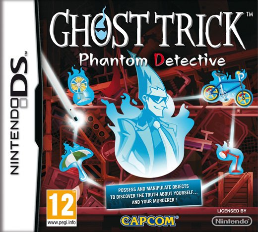Ghost Trick: Phantom Detective til DS