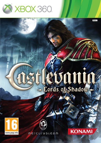 Castlevania: Lords of Shadow til Xbox 360